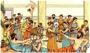CARNAVAL-Grécia