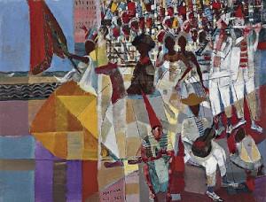 Carnaval, Candido Portinari, 1960