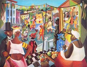 Di Cavalcanti - Carnaval