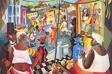 O Carnaval na visão de diferentes artistas