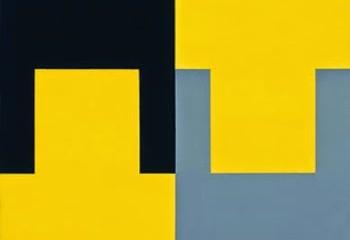 Rubem Ludolf – Um grande artista geométrico