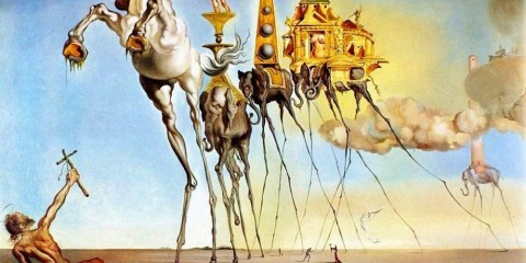 Salvador Dalí – Um artista da gravura