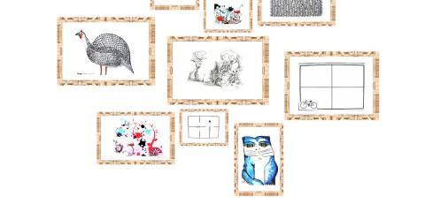 13 artistas mais valorizados da Galeria de Gravura