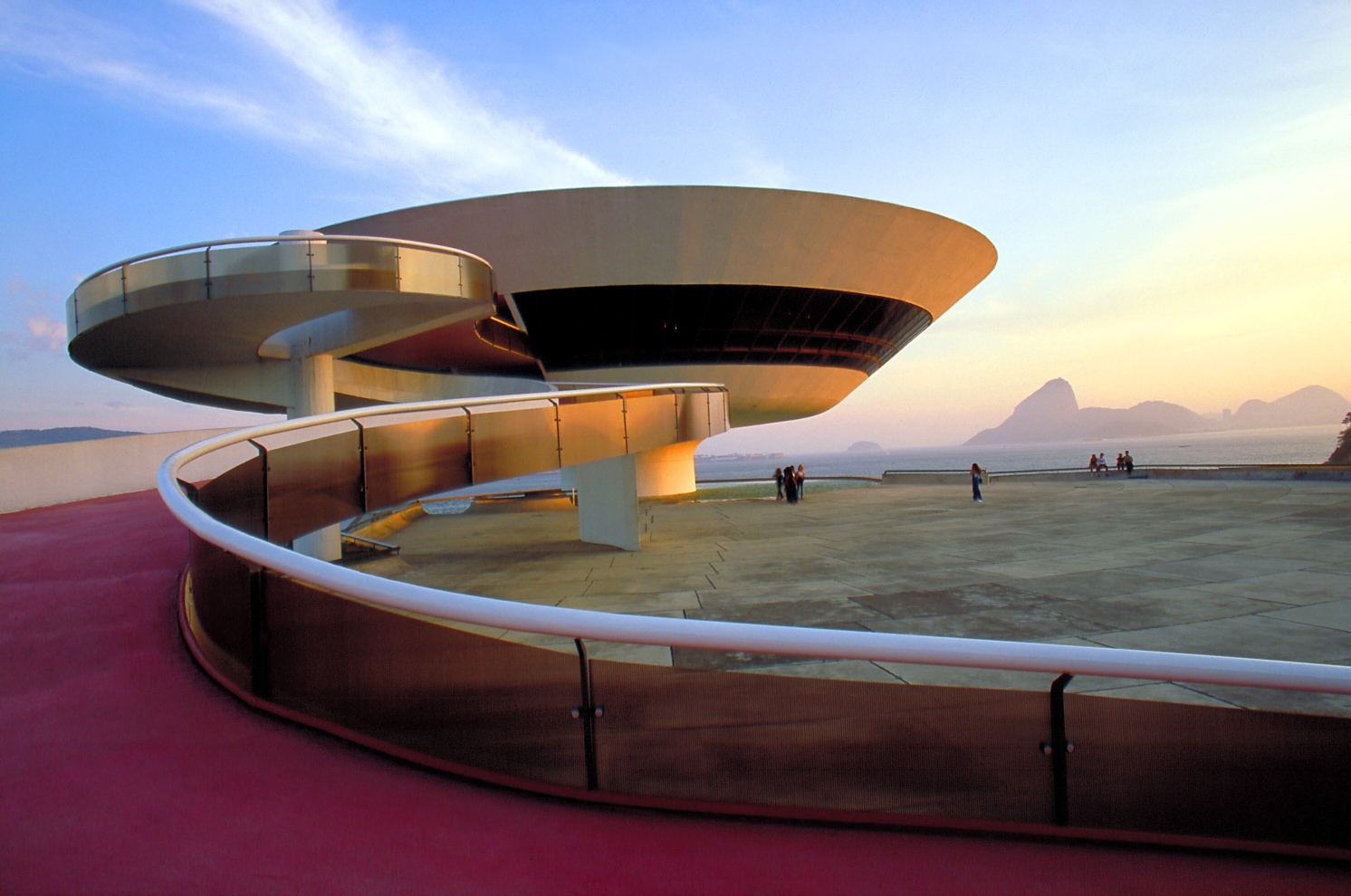 MAC Niterói - Museu de Arte Contemporânea de Niterói