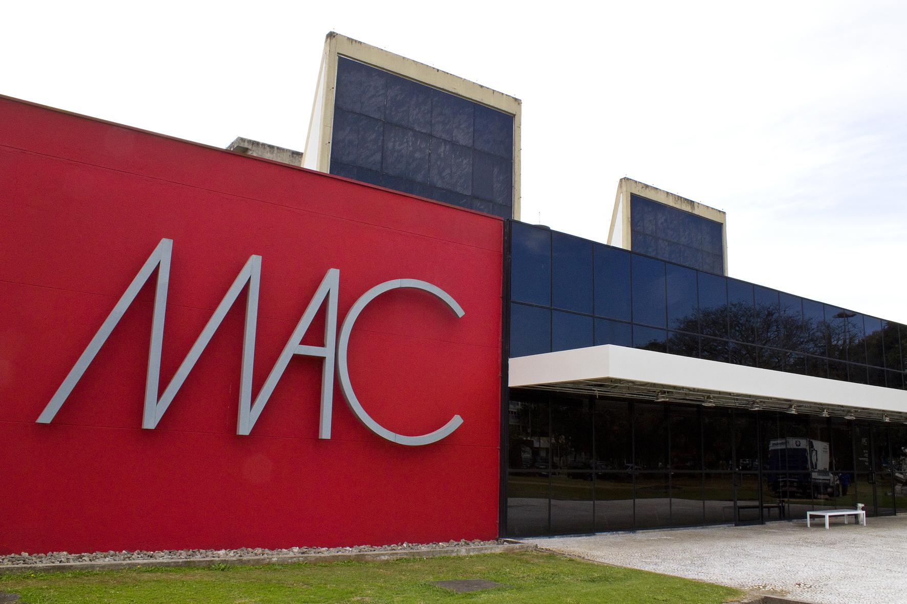 MAC São Paulo - Museu de Arte Contemporânea São Paulo