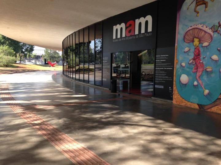 MAM São Paulo - Museu de Arte Moderna