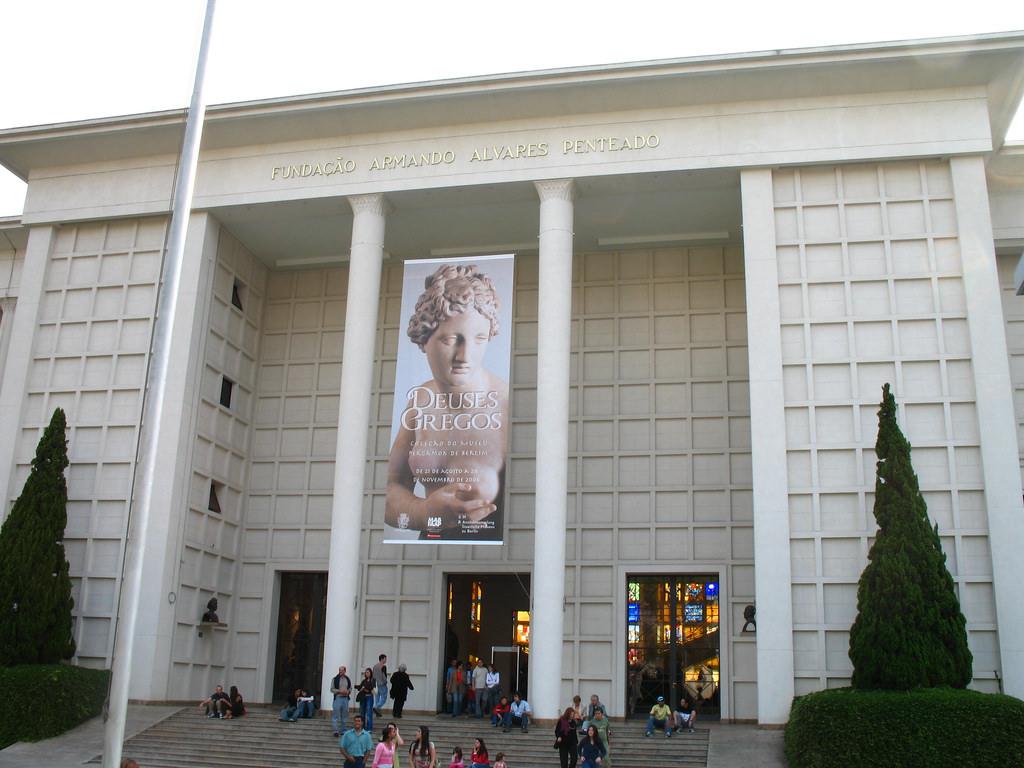 Museu de Arte Brasileira - MAB - FAAP