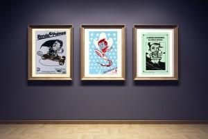 11 artistas promissores da Galeria de Gravura