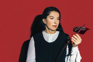 Marina Abramovic - Performance