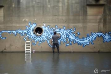 Street Art Zezão Galeria de Gravura
