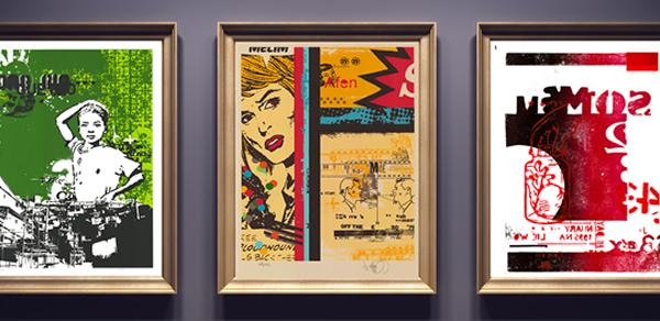 Gravuras da coleção Daniel Melim