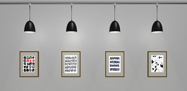 Gravuras do artista argentino Léon Ferrari