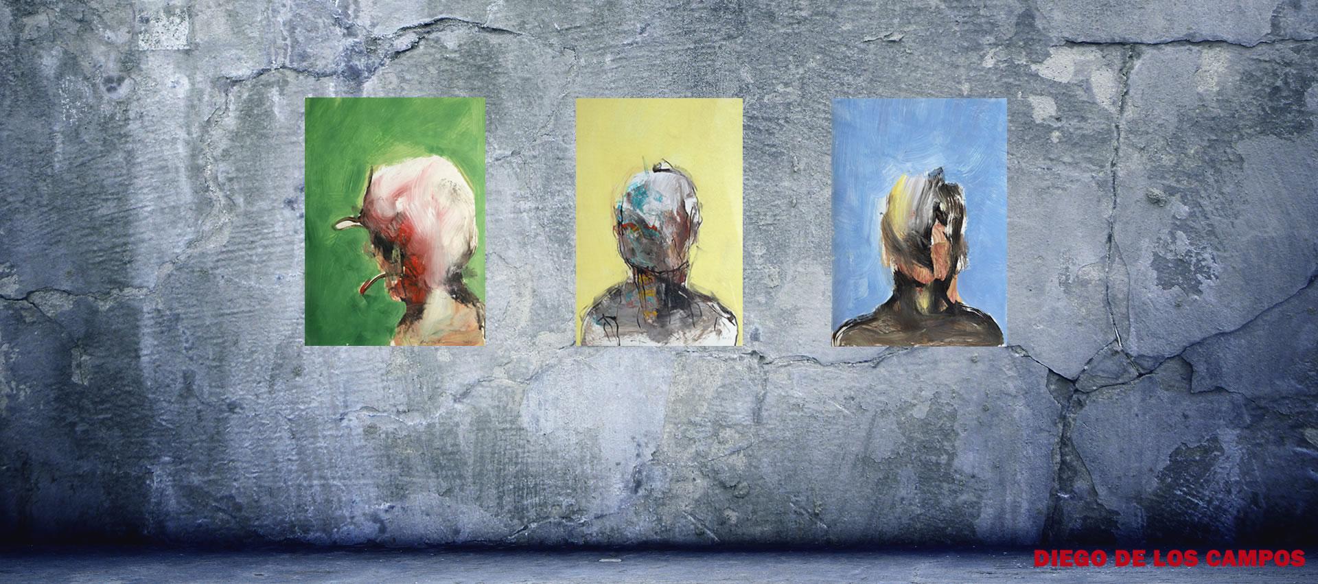 Coleção do artista uruguaio Diego de Los Campos