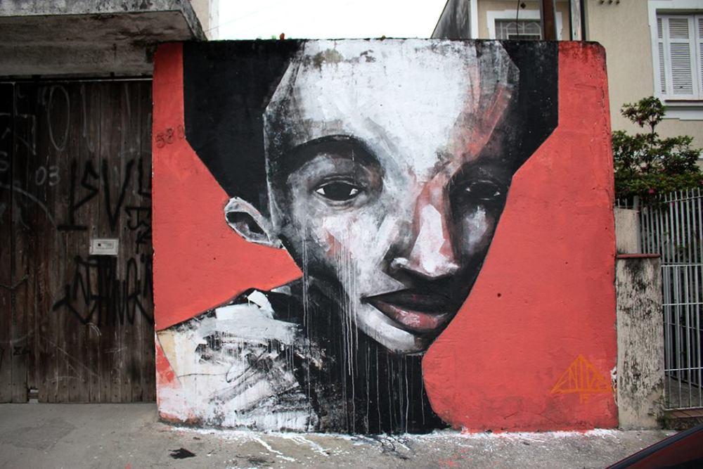 Grafite de Enivo