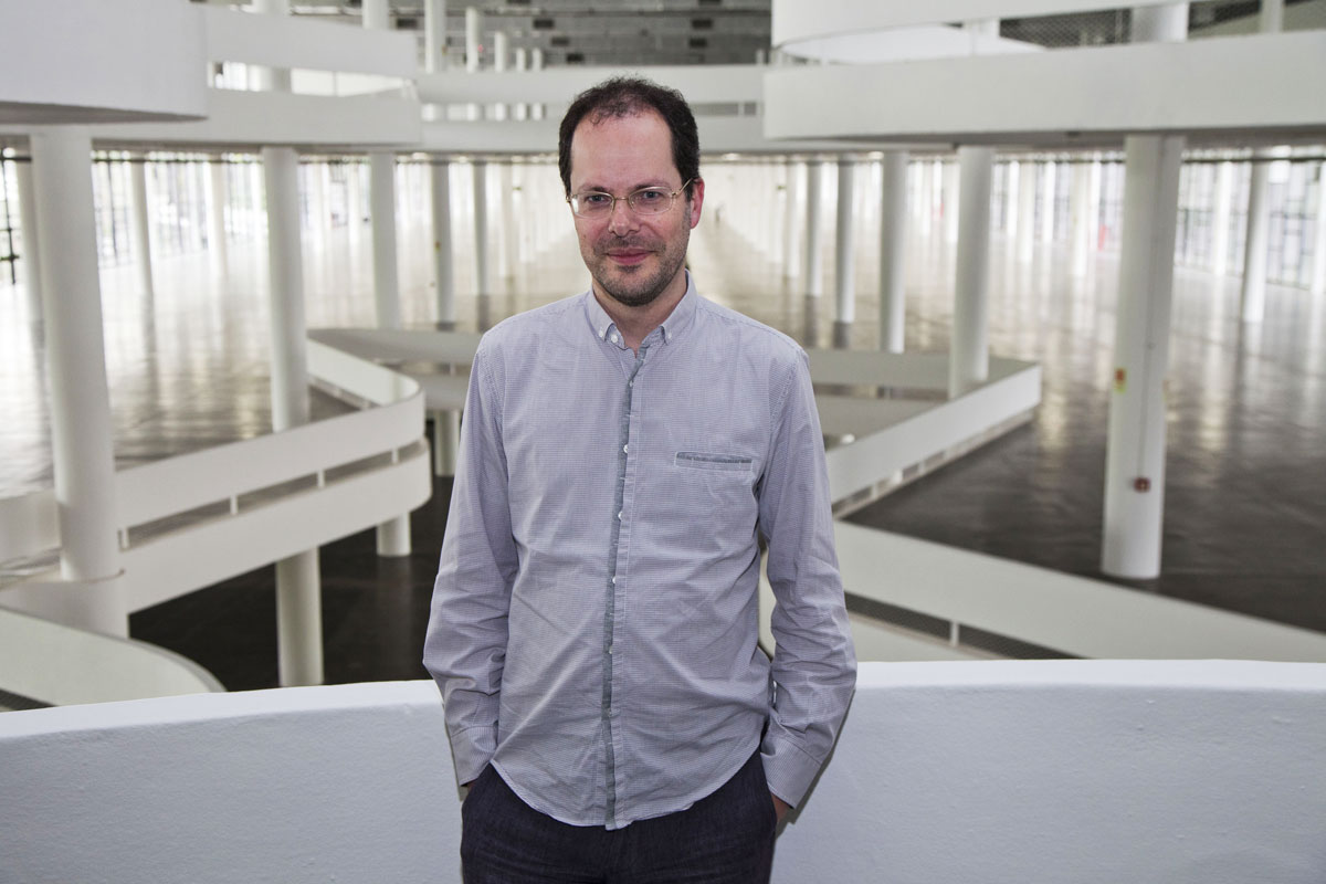 Gabriel Pérez-Barreiro - Curador Bienal 2018