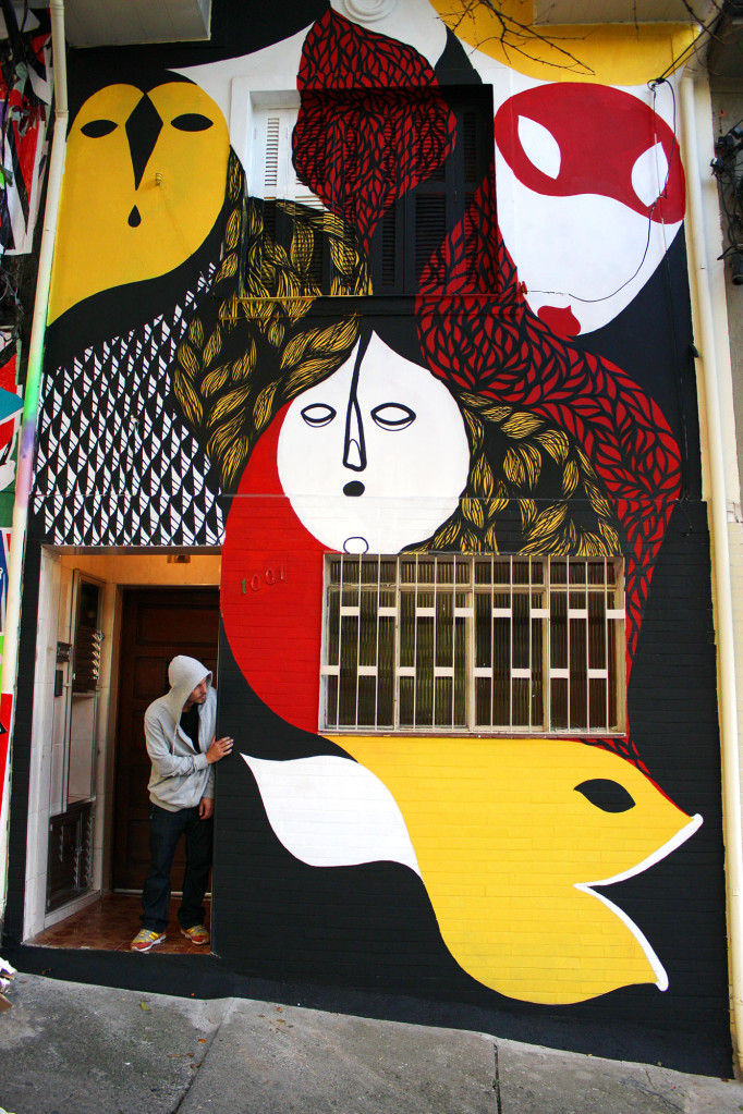 Grafite do João Lelo
