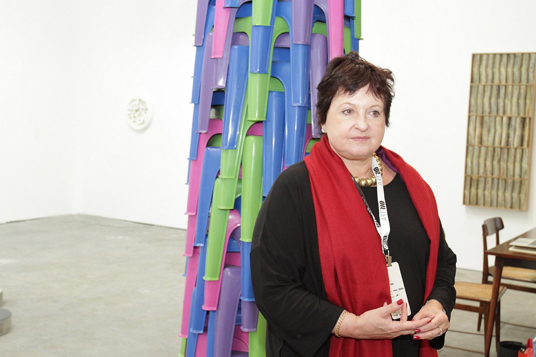 Luiza Strina - Galerista