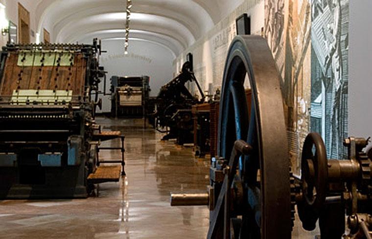Museo Nacional de la Imprenta y la Obra Gráfica
