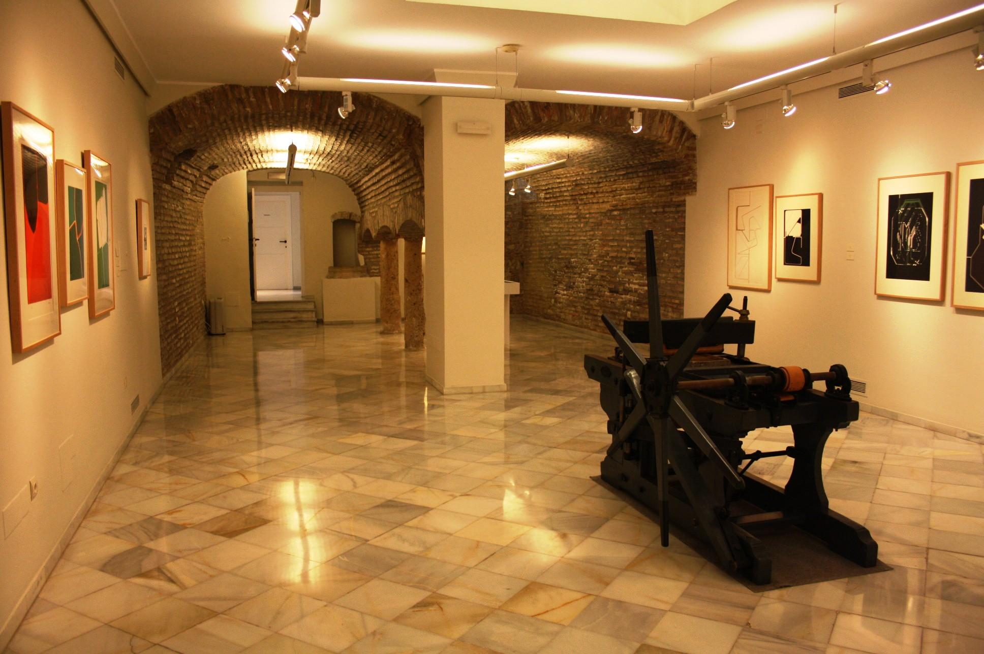 El Museo del Grabado Español Contemporáneo