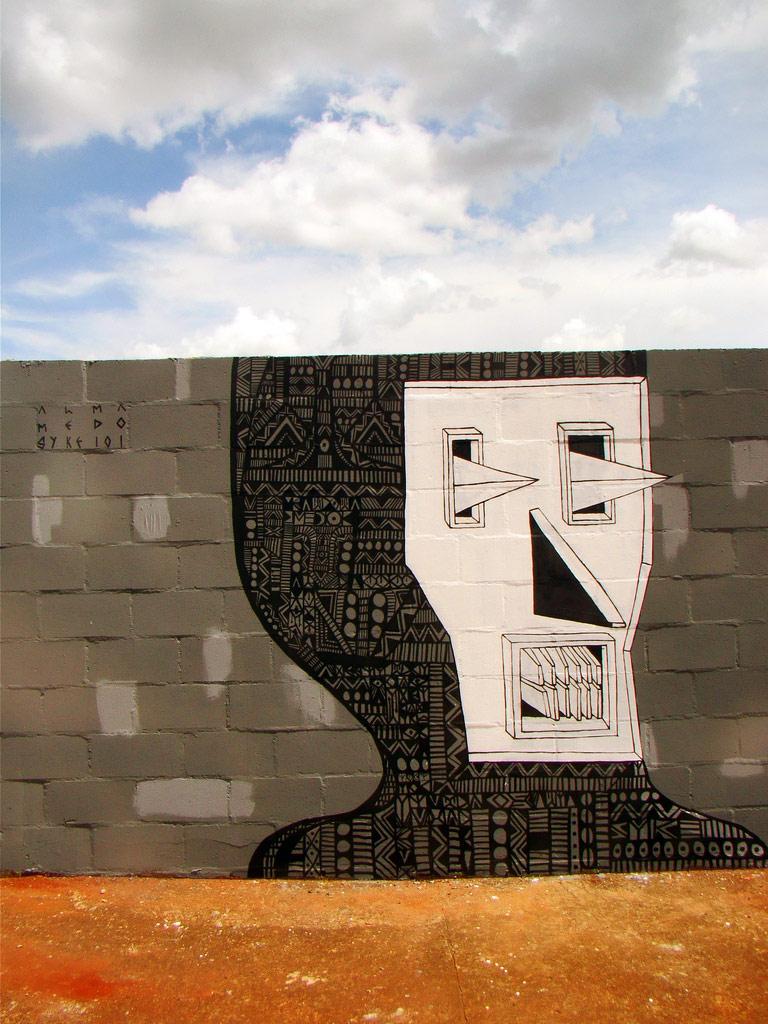 Grafite Medo
