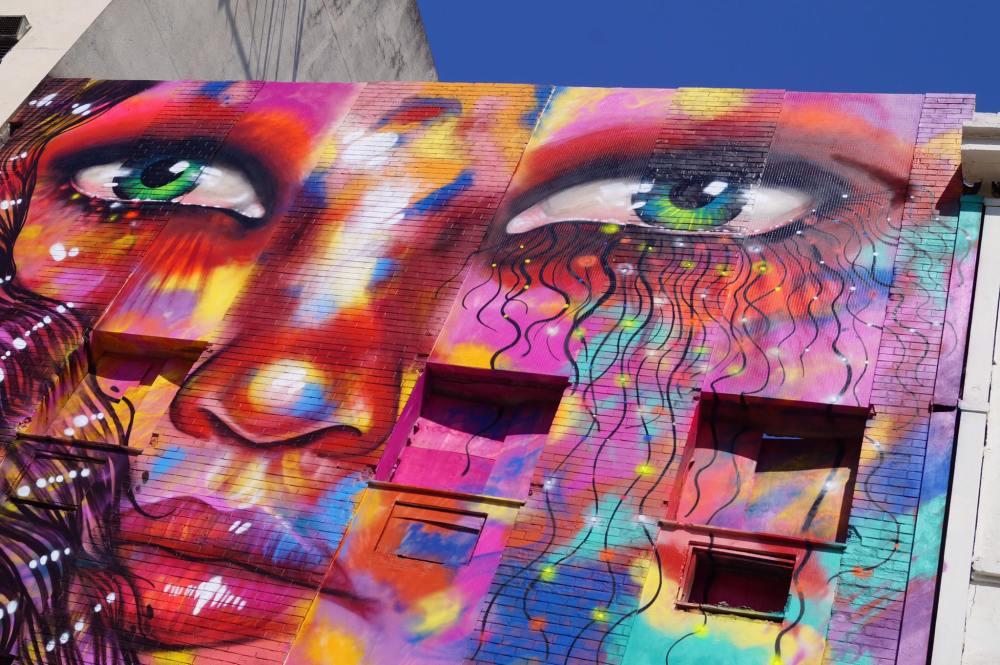 Grafite Panmela Castro