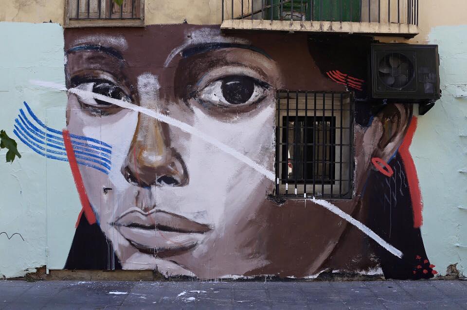 Rodrigo Branco Collab com o artista espanhol Desi Civera