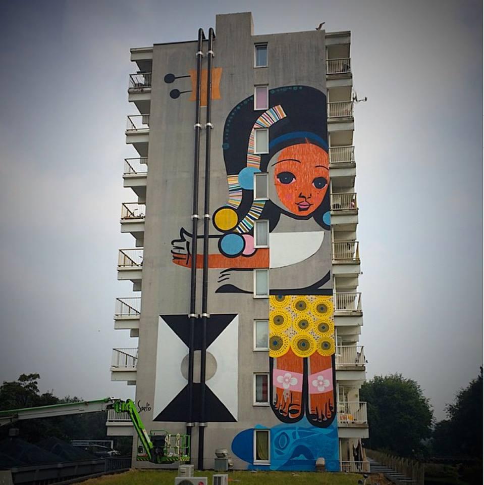 Grafite Spural Mural