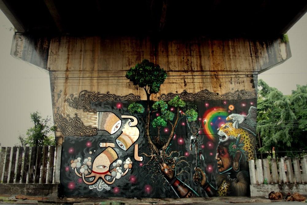 Grafite Thiago Alvim