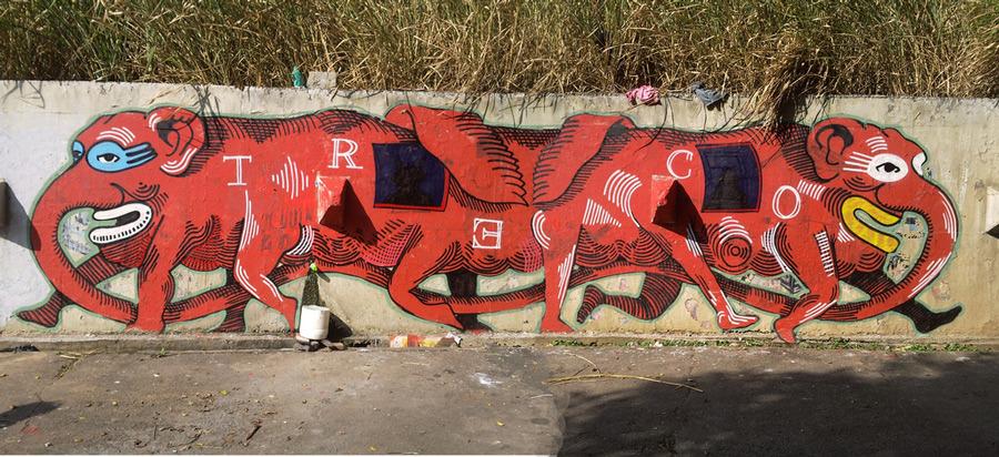 Grafite Treco