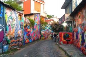 Beco do Batman - São Paulo