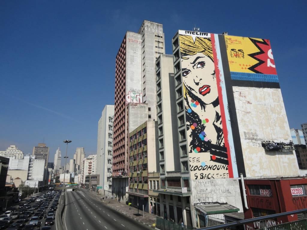 Mural Daniel Melim