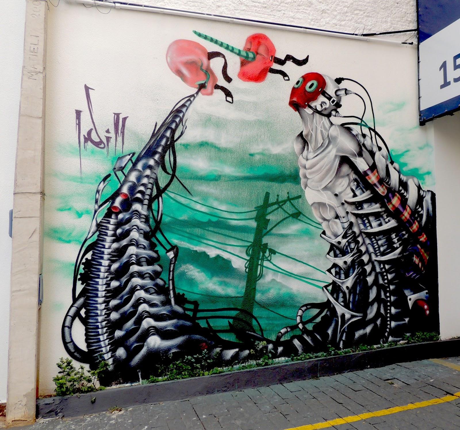 Grafite Will Ferreira