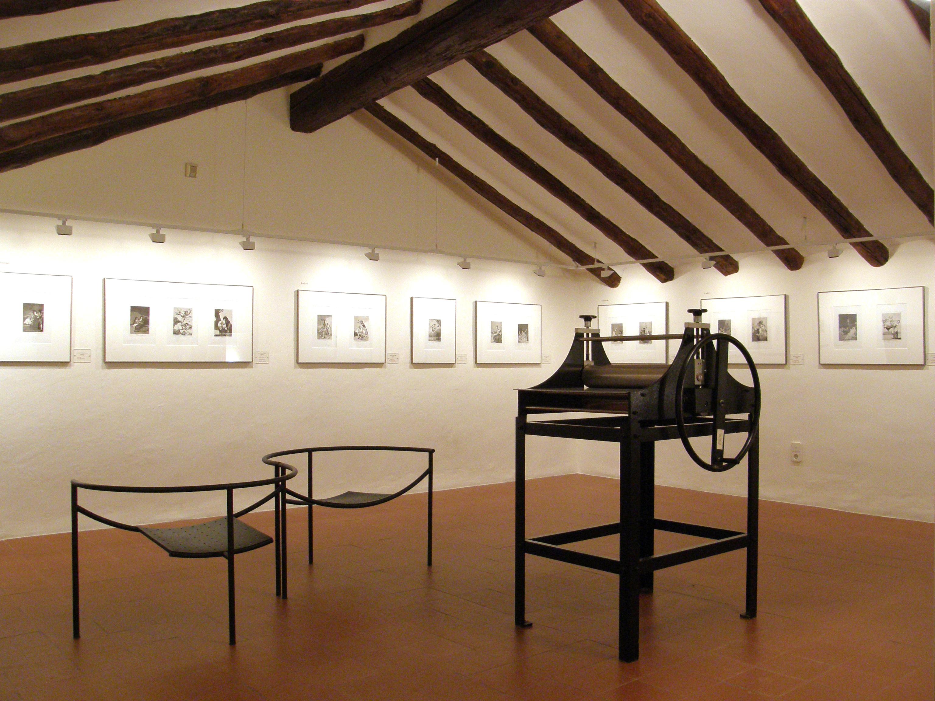 Museo del Grabado - Fundação Goya