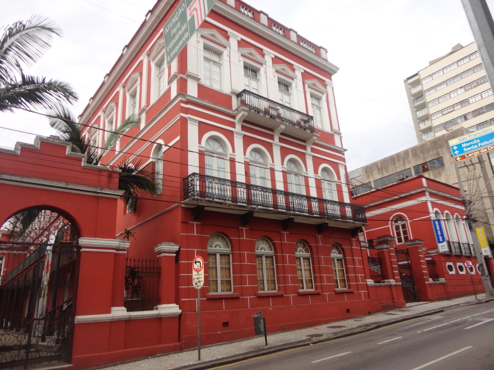 Museu de Gravura de Curitiba - PR