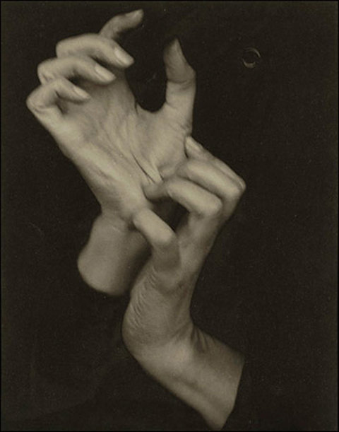 Alfred Stieglitz s Georgia O Keeffe (Hands) (1919) sold for $1,470,000 in 2006