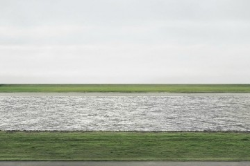 Andreas Gursky s Rhein II (1999) sold for $4,338,500 in 2011
