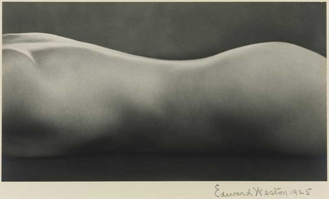 Edward Weston s photo of a nude (1925) sold for $1,609,000 in 2008