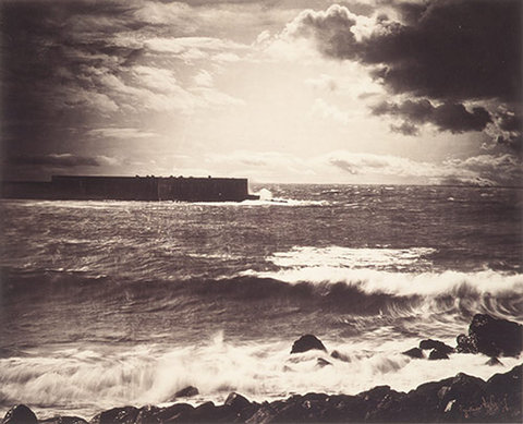Gustave Le Gray s The Great Wave, Sete (1857) sold for $838,000 in 1999