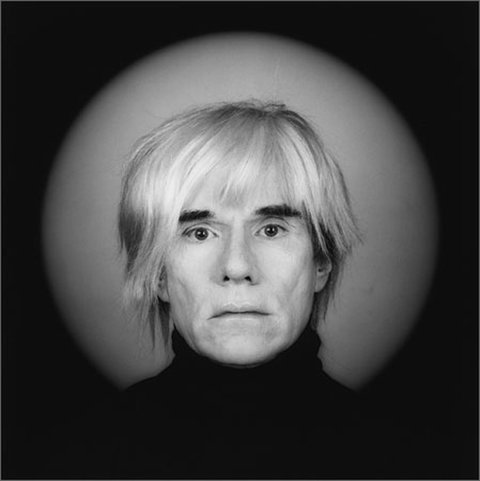 Robert Mapplethorpe's photo of Andy Warhol (1987) sold for $643,200 in 2006