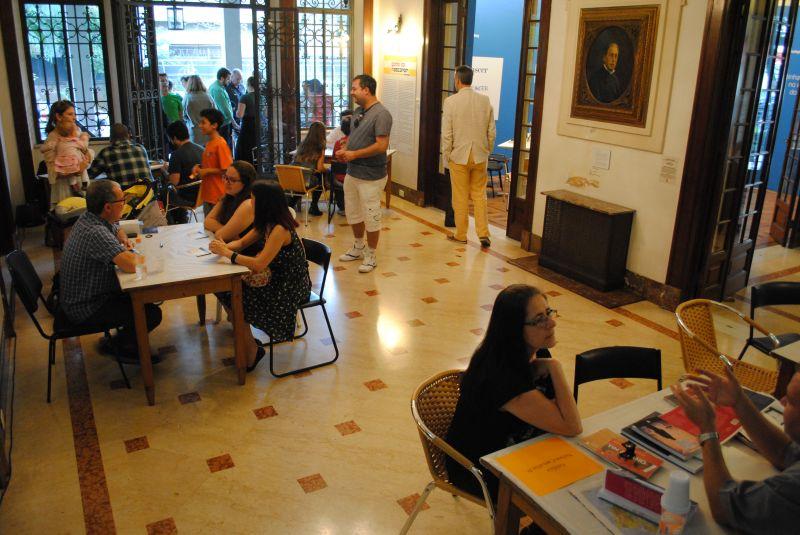 Casa das Rosas - Feira de Artes Gráficas
