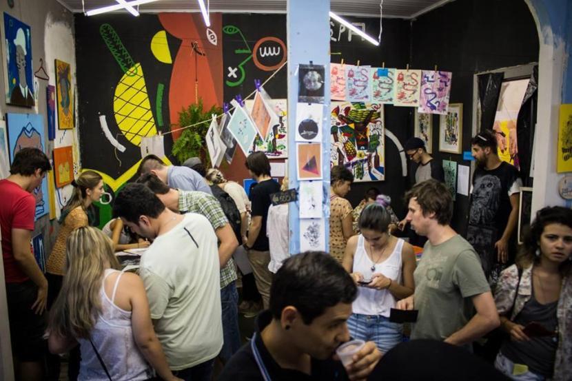 Feira Grampo - Feira de Artes Gráficas