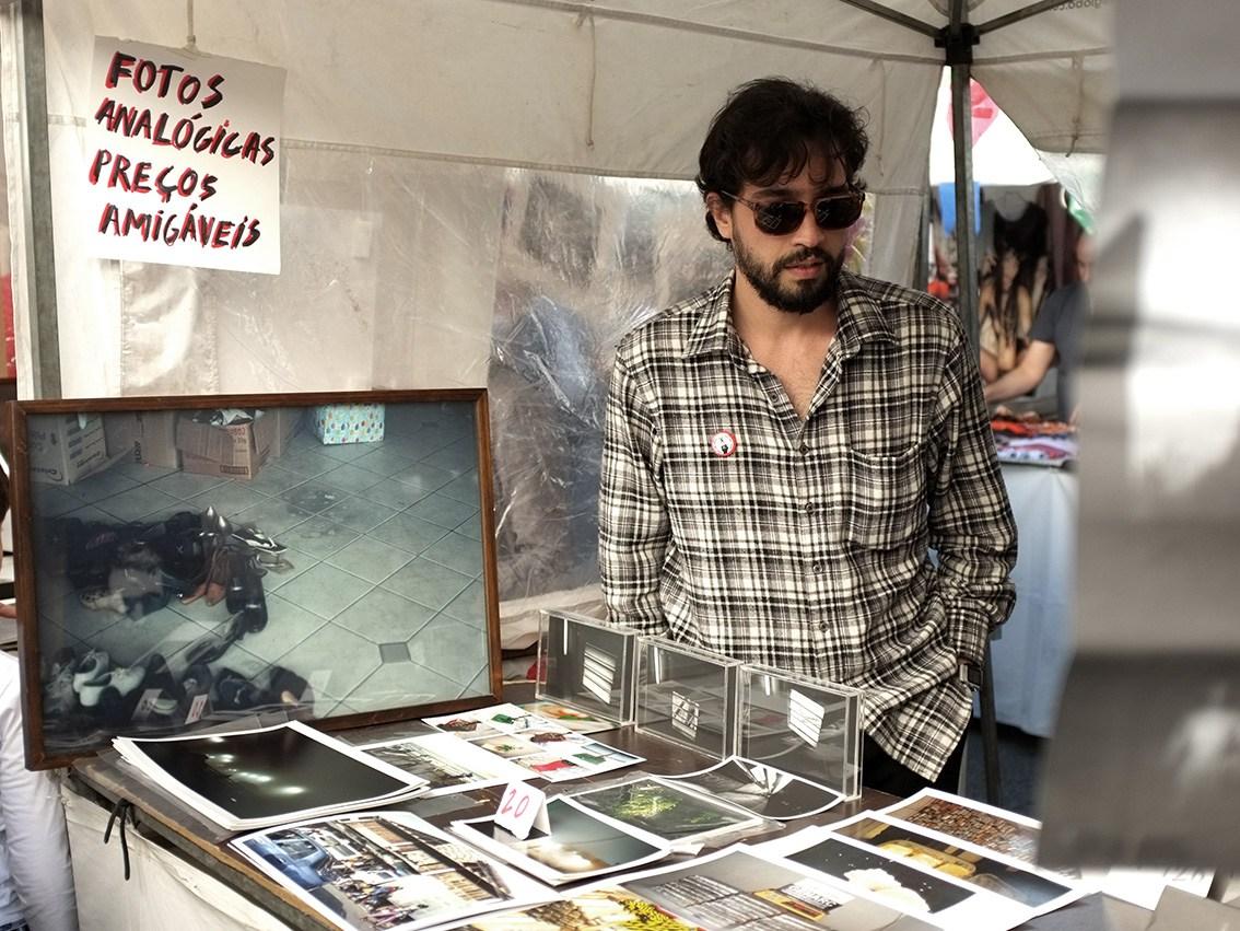 Foto Feira Cavalete - Feira de Artes Gráficas