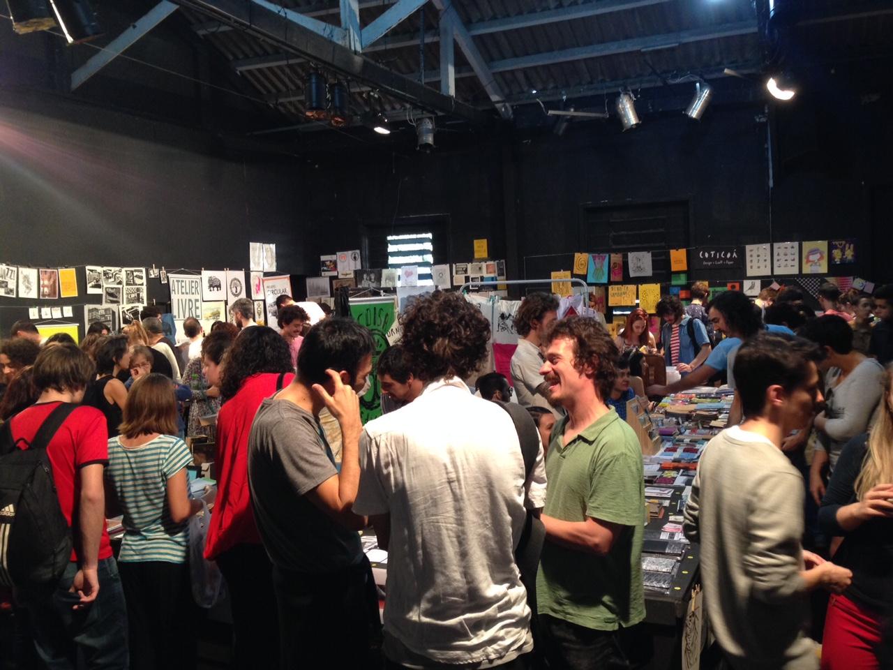 Parada Gráfica - Feira das Artes Gráficas