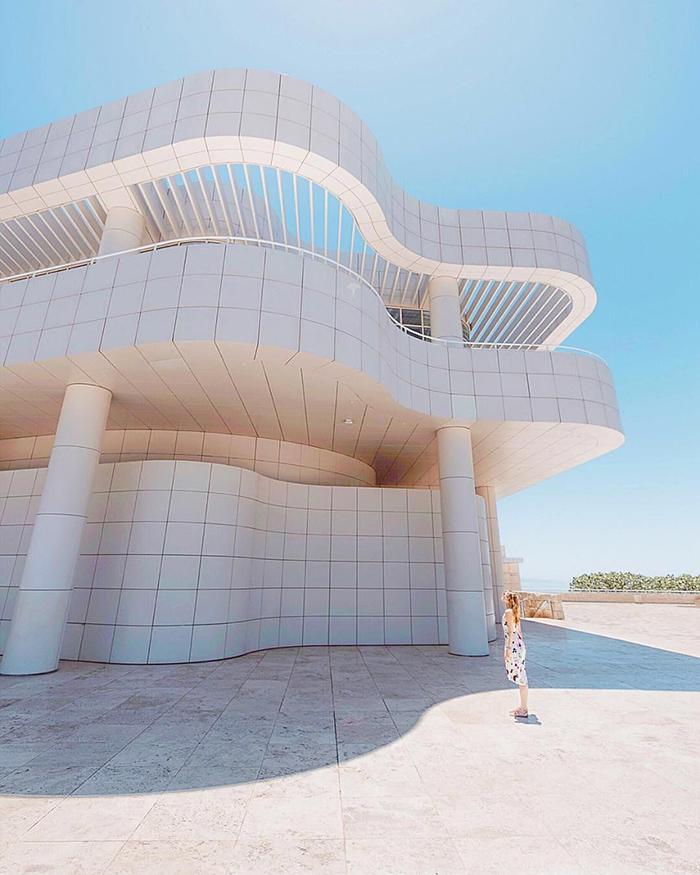 Museu J. Paul Getty, Los Angeles