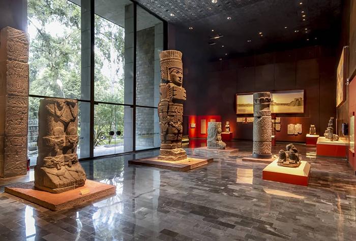 Museu Nacional de Antropologia, Cidade do México