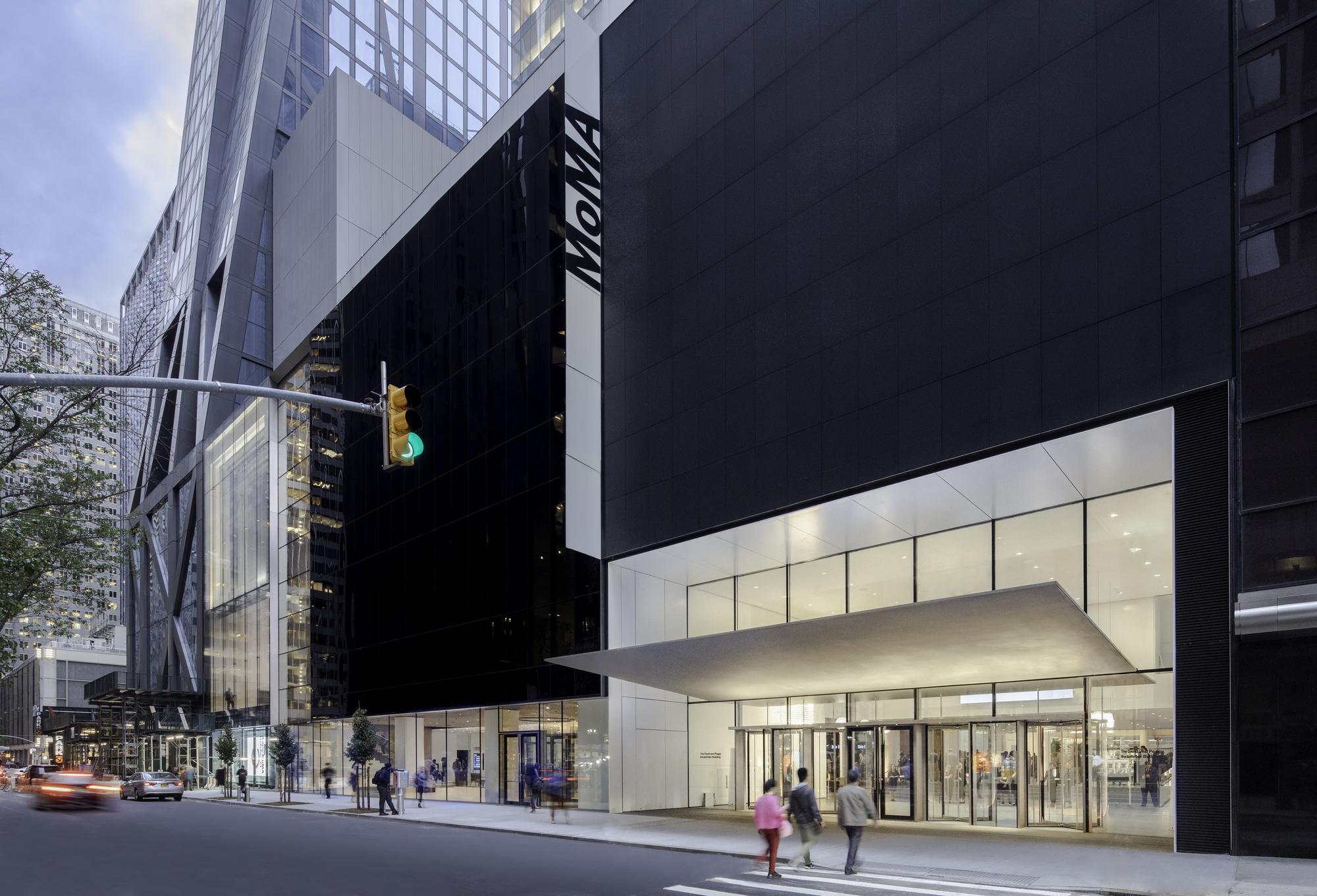 ArchDaily Expansão do MoMA projetada por Diller Scofidio + Renfro