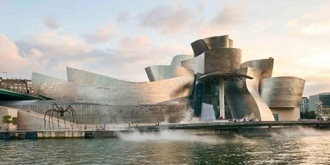 El Edificio Guggenheim Bilbao